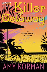 Killer Getaway cover